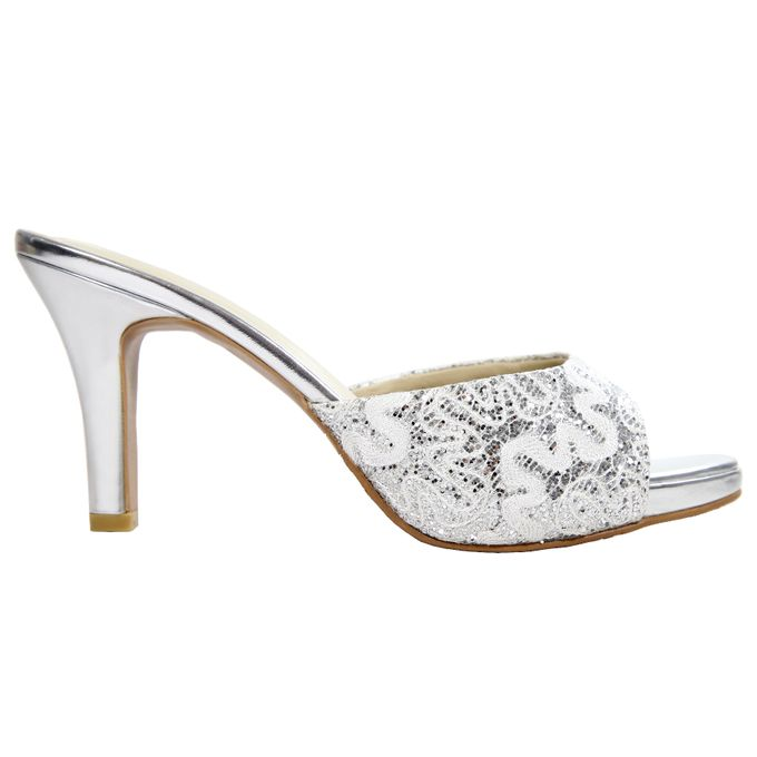 Middle Heels by Andre Valentino Bridal Shoes - 009