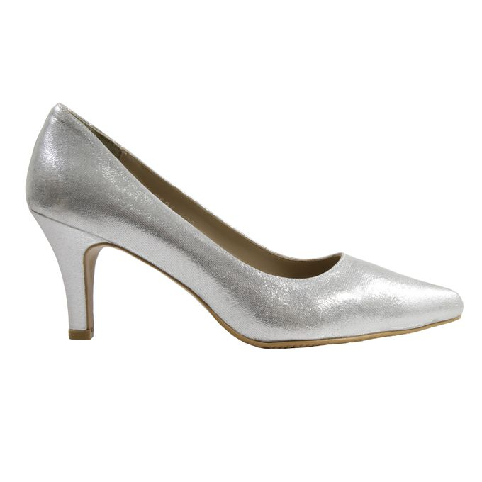 Middle Heels by Andre Valentino Bridal Shoes - 002