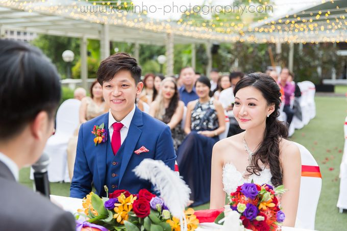 Actual Wedding Day by Kevin Ho Photography - 031
