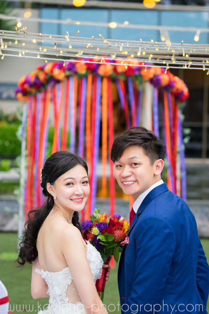 Actual Wedding Day by Kevin Ho Photography - 028