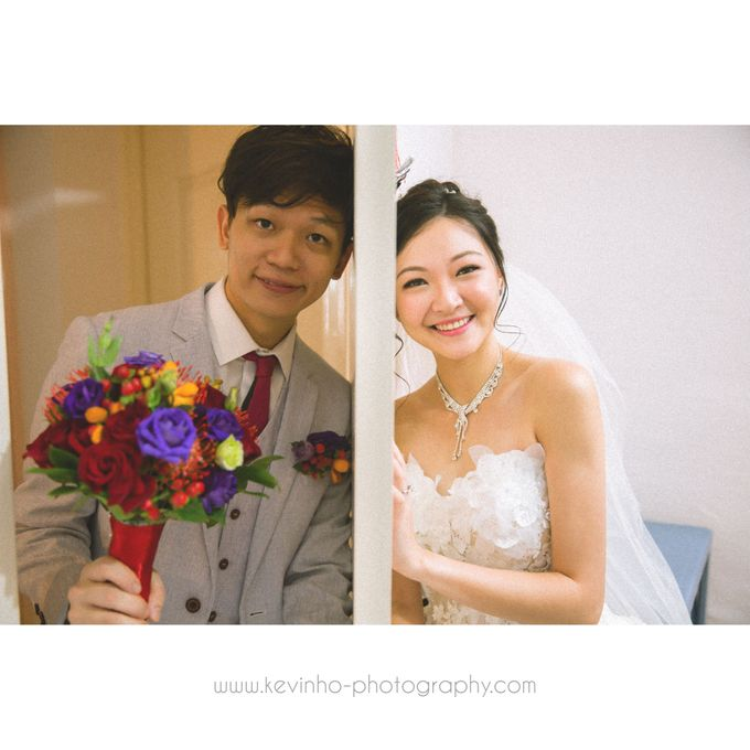 Actual Wedding Day by Kevin Ho Photography - 029