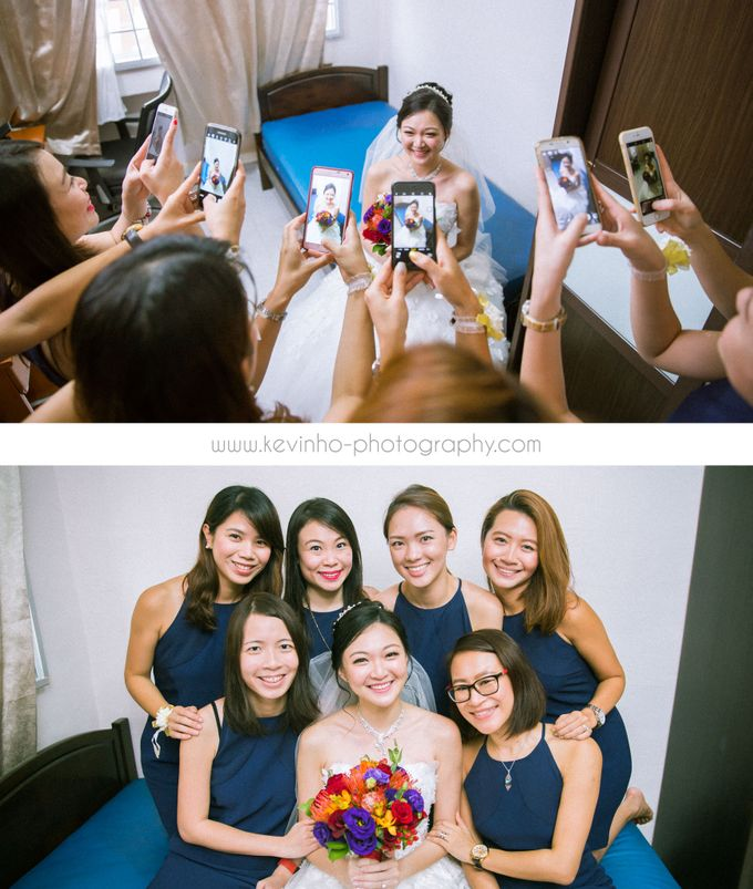 Actual Wedding Day by Kevin Ho Photography - 030