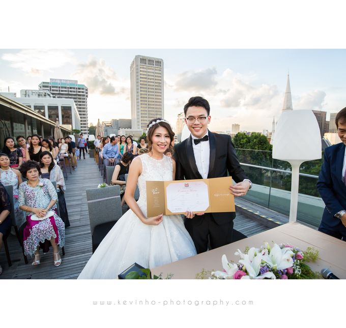 Actual Wedding Day by Kevin Ho Photography - 039