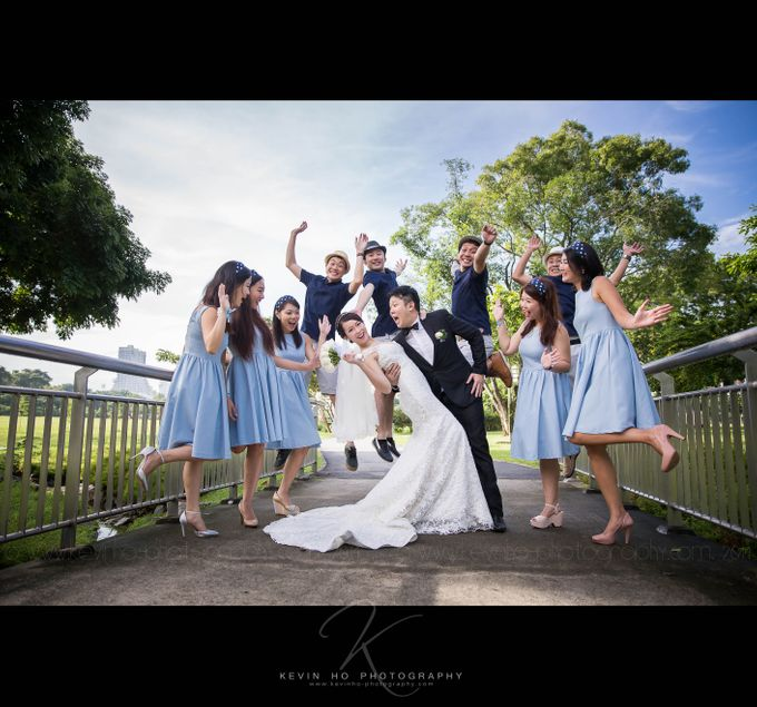 Actual Wedding Day by Kevin Ho Photography - 013