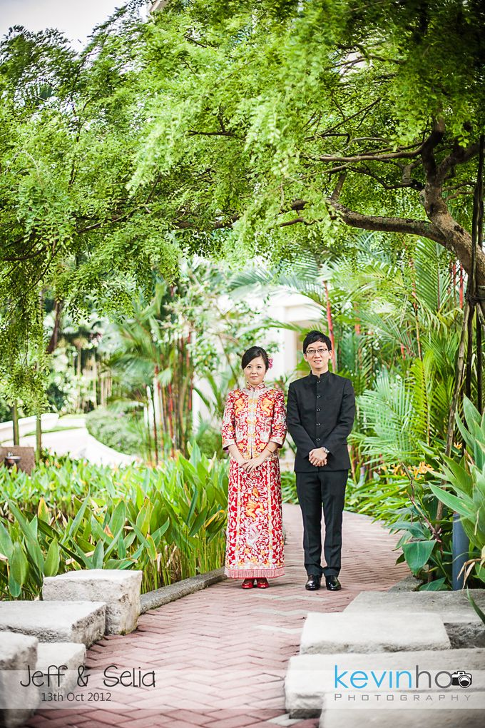 Actual Wedding Day by Kevin Ho Photography - 015