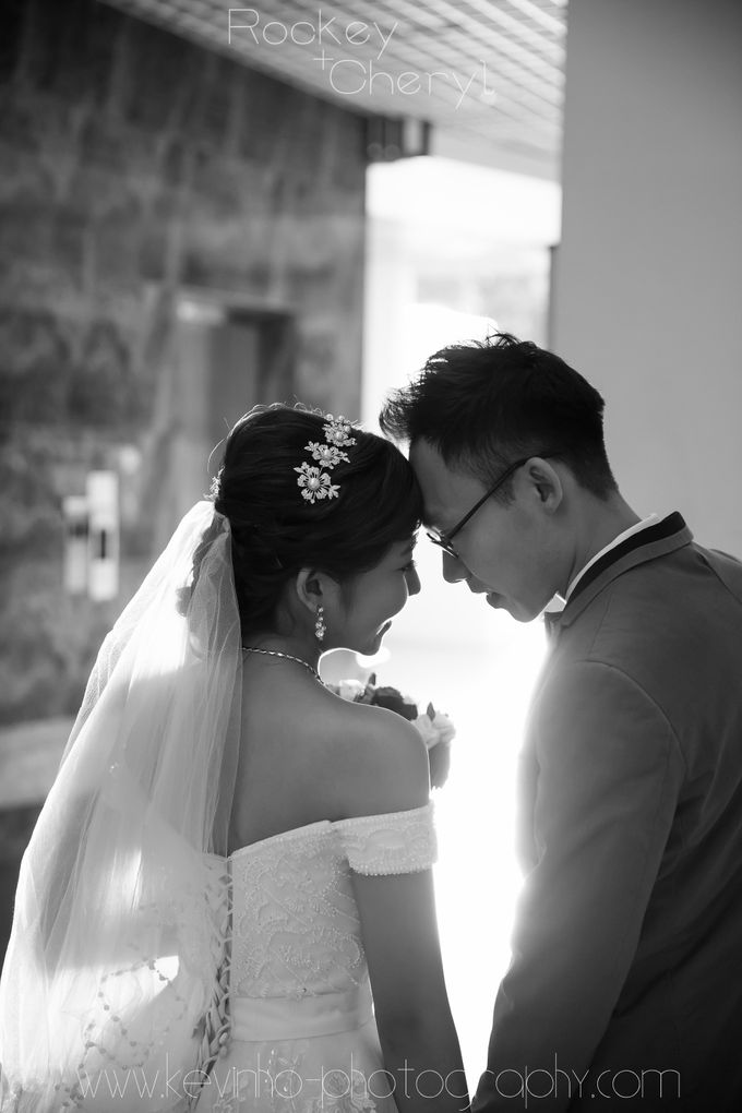 Actual Wedding Day by Kevin Ho Photography - 009