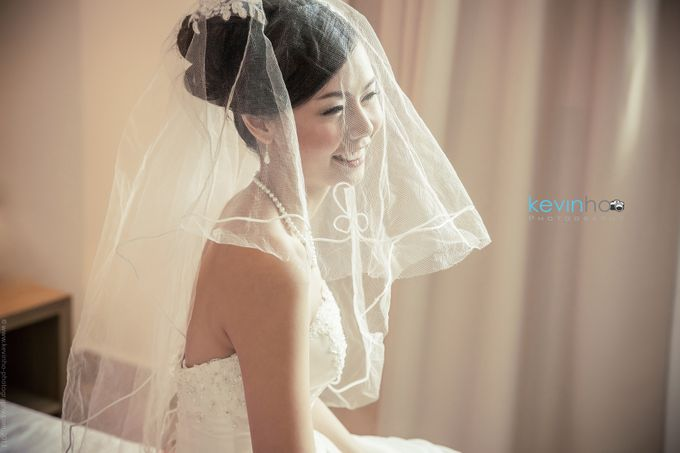 Actual Wedding Day by Kevin Ho Photography - 021