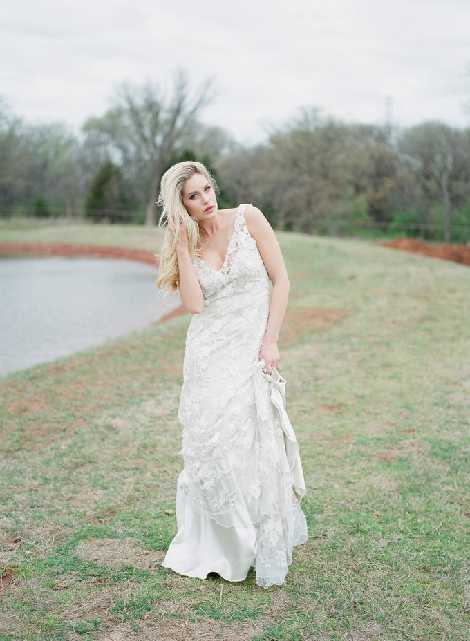 English Country Bridal Inspiration by Amanda Watson Photography - 008