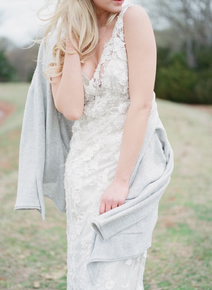 English Country Bridal Inspiration by Amanda Watson Photography - 010