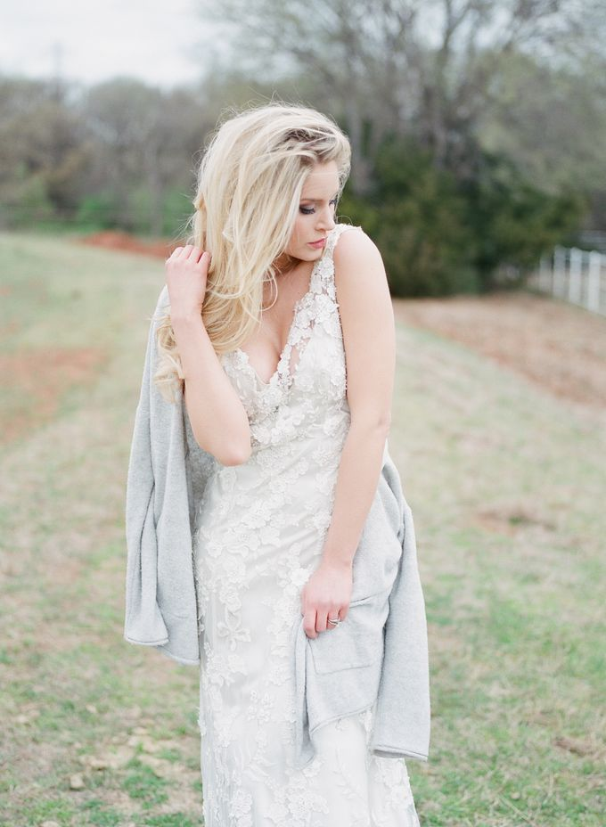 English Country Bridal Inspiration by Amanda Watson Photography - 011