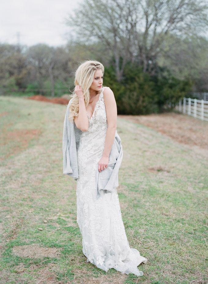 English Country Bridal Inspiration by Amanda Watson Photography - 013