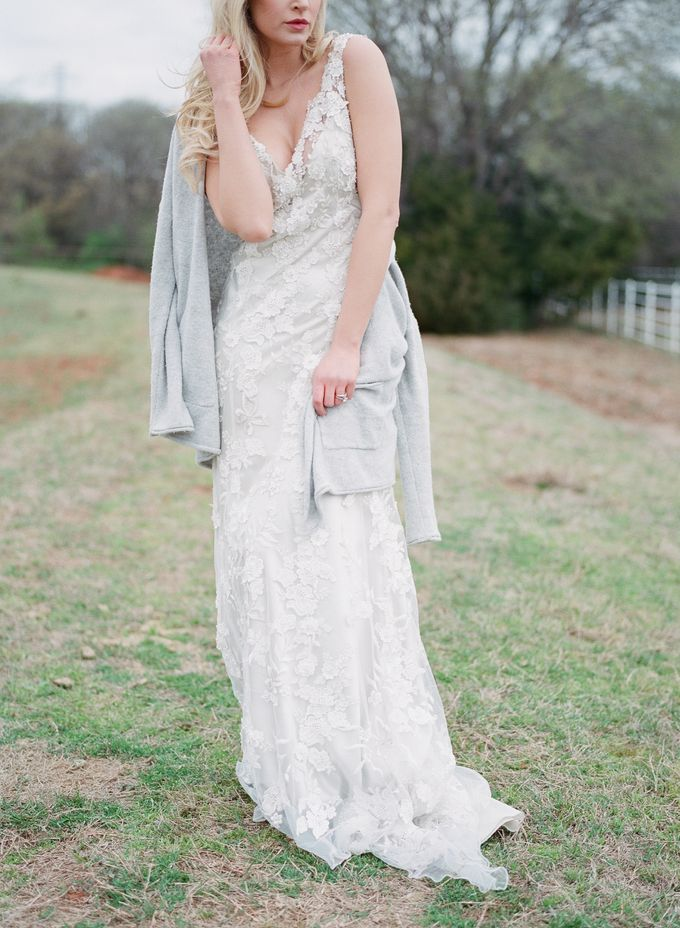 English Country Bridal Inspiration by Amanda Watson Photography - 014