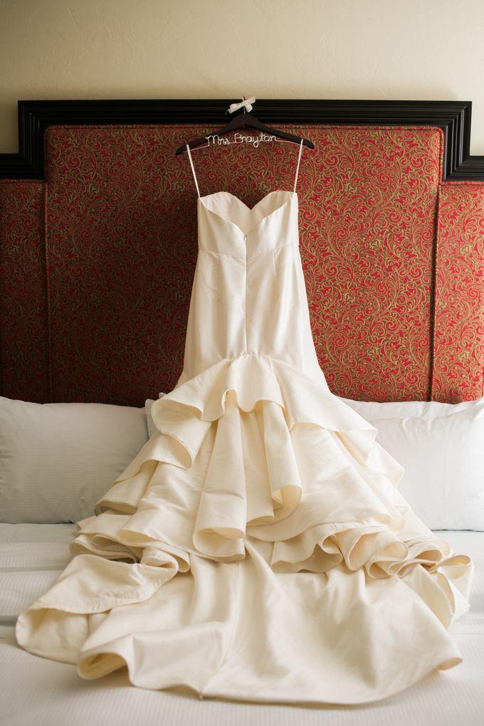 City Chic Navy & Gold Wedding by Amanda Watson Photography - 005