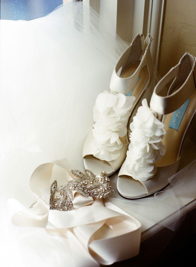 City Chic Navy & Gold Wedding by Amanda Watson Photography - 007