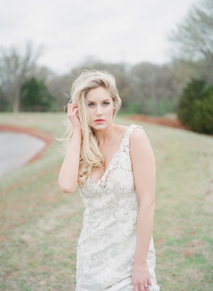 English Country Bridal Inspiration by Amanda Watson Photography - 045