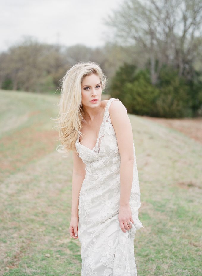 English Country Bridal Inspiration by Amanda Watson Photography - 046