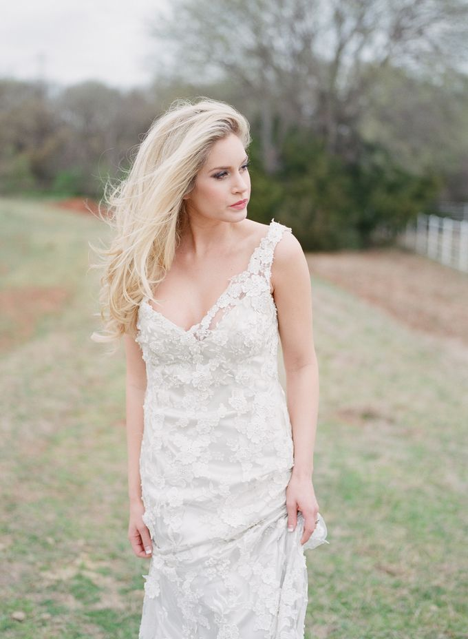 English Country Bridal Inspiration by Amanda Watson Photography - 047