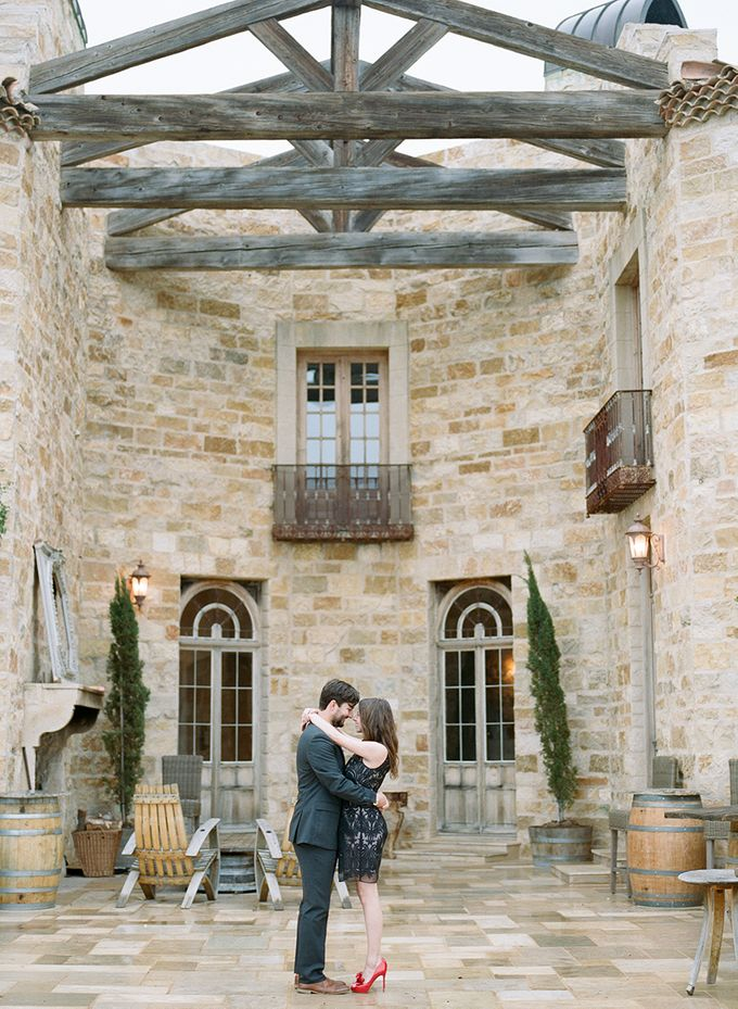 Suntone Winery Engagement Session by Amanda Watson Photography - 024