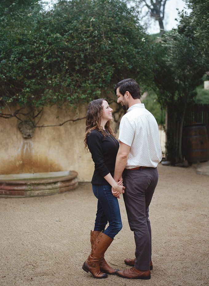 Suntone Winery Engagement Session by Amanda Watson Photography - 029