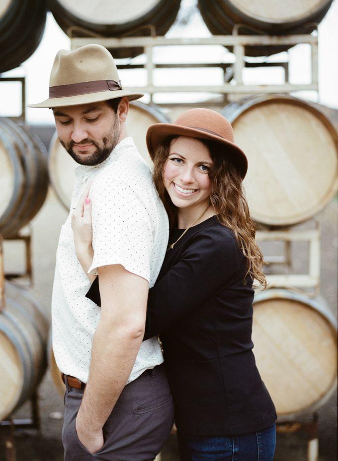 Suntone Winery Engagement Session by Amanda Watson Photography - 031