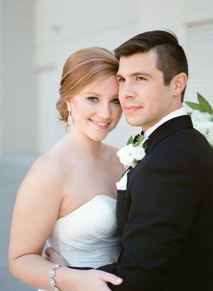 City Chic Navy & Gold Wedding by Amanda Watson Photography - 022