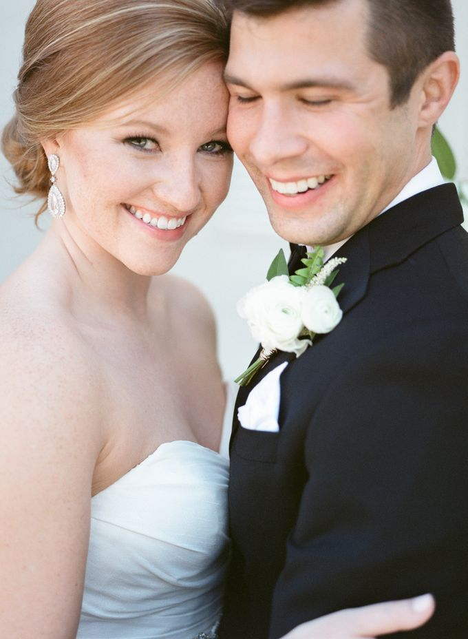 City Chic Navy & Gold Wedding by Amanda Watson Photography - 023