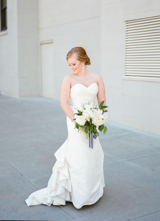 City Chic Navy & Gold Wedding by Amanda Watson Photography - 024