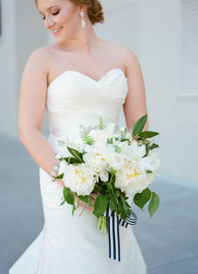 City Chic Navy & Gold Wedding by Amanda Watson Photography - 026