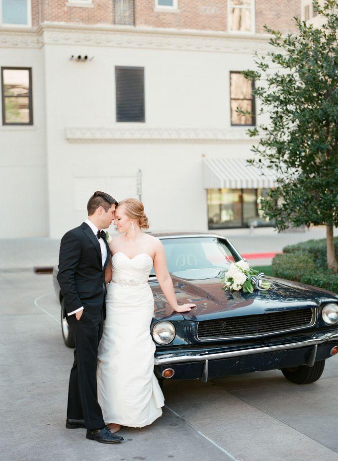 City Chic Navy & Gold Wedding by Amanda Watson Photography - 027