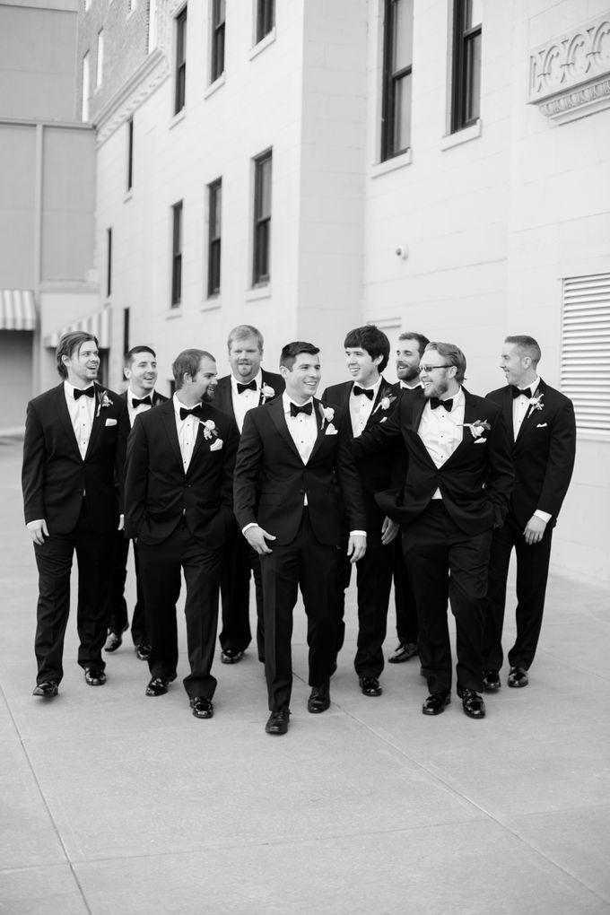 City Chic Navy & Gold Wedding by Amanda Watson Photography - 031