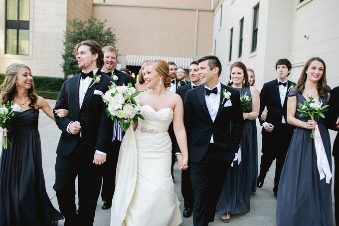 City Chic Navy & Gold Wedding by Amanda Watson Photography - 032