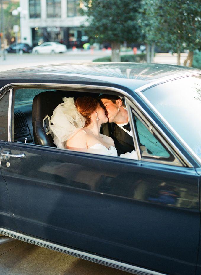 City Chic Navy & Gold Wedding by Amanda Watson Photography - 036
