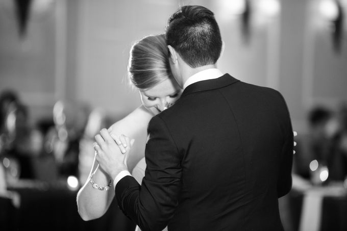 City Chic Navy & Gold Wedding by Amanda Watson Photography - 047