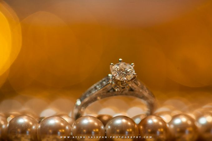 THE WEDDING RING by Aying Salupan Designs & Photography - 004