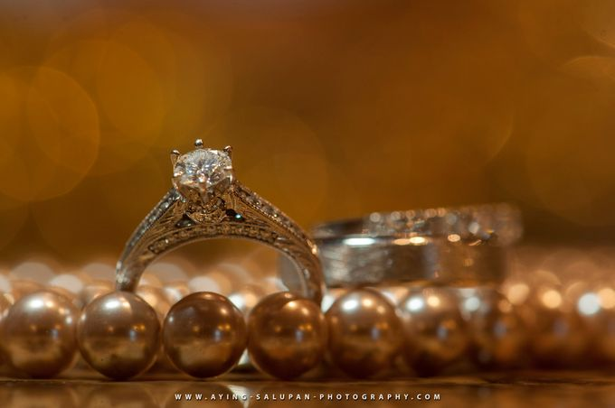 THE WEDDING RING by Aying Salupan Designs & Photography - 005