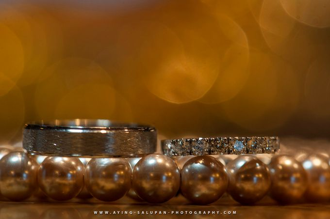 THE WEDDING RING by Aying Salupan Designs & Photography - 006