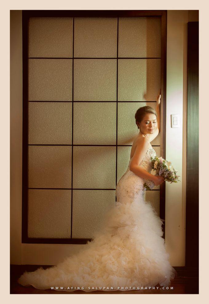BRIDAL PORTRAITS by Aying Salupan Designs & Photography - 002