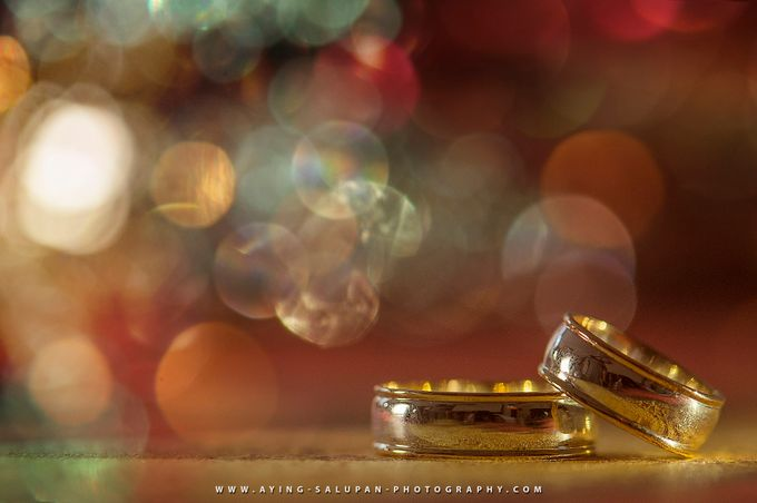 THE WEDDING RING by Aying Salupan Designs & Photography - 007