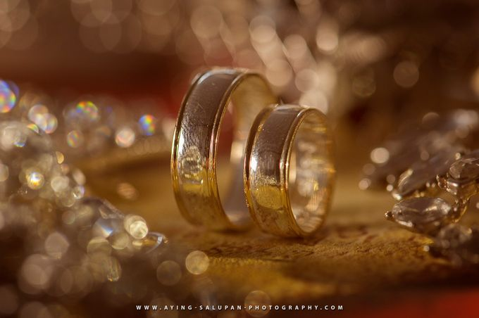 THE WEDDING RING by Aying Salupan Designs & Photography - 008