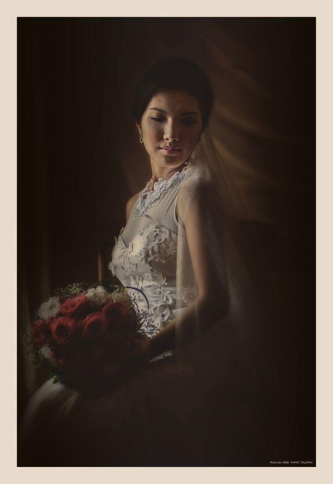 BRIDAL PORTRAITS by Aying Salupan Designs & Photography - 003