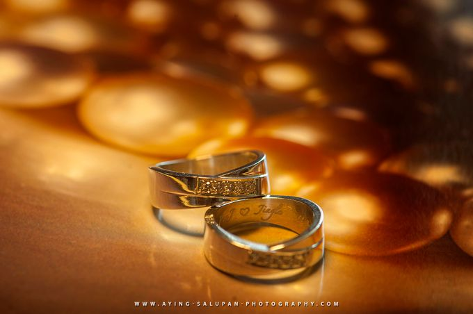 THE WEDDING RING by Aying Salupan Designs & Photography - 009