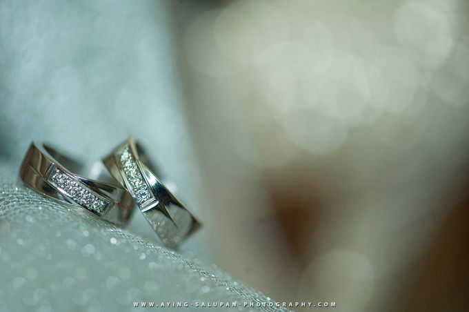 THE WEDDING RING by Aying Salupan Designs & Photography - 012