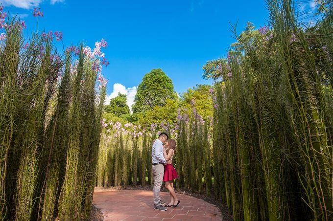 JAY-R & KATTLEYA SINGAPORE ENGAGEMENT by Aying Salupan Designs & Photography - 005