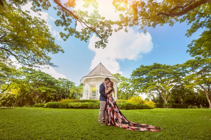 JAY-R & KATTLEYA SINGAPORE ENGAGEMENT by Aying Salupan Designs & Photography - 006