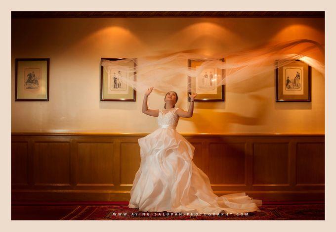 BRIDAL PORTRAITS by Aying Salupan Designs & Photography - 004