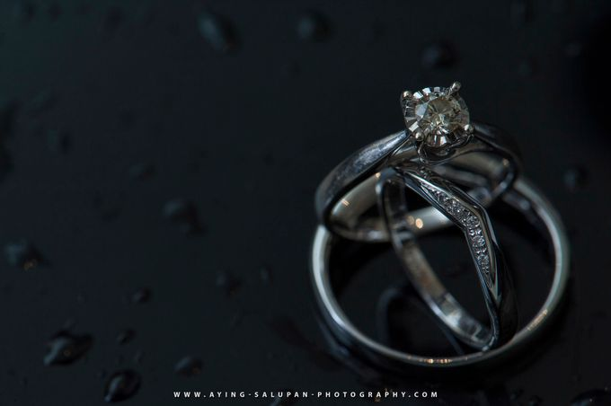 THE WEDDING RING by Aying Salupan Designs & Photography - 015