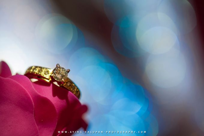 THE WEDDING RING by Aying Salupan Designs & Photography - 016