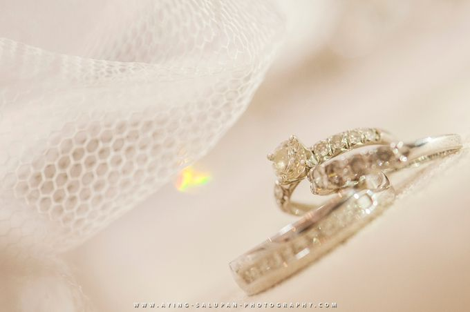 THE WEDDING RING by Aying Salupan Designs & Photography - 018