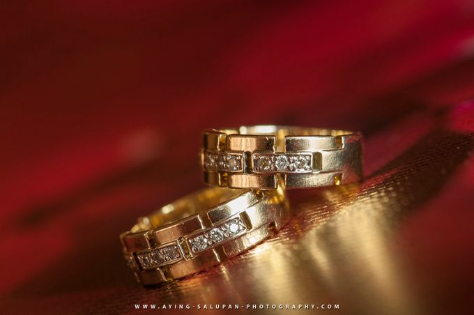 THE WEDDING RING by Aying Salupan Designs & Photography - 019