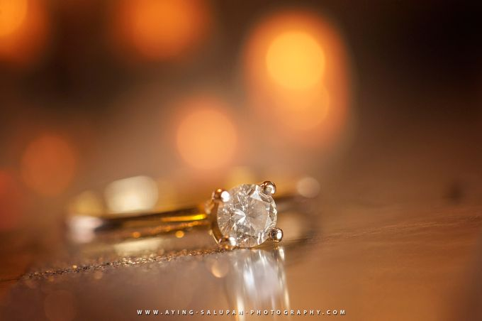 THE WEDDING RING by Aying Salupan Designs & Photography - 022
